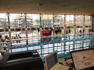 Strängnäs Simcup arrangeras i Thomasbadet, Strängnäs