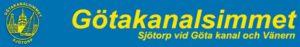 Götakanalsimmet logo